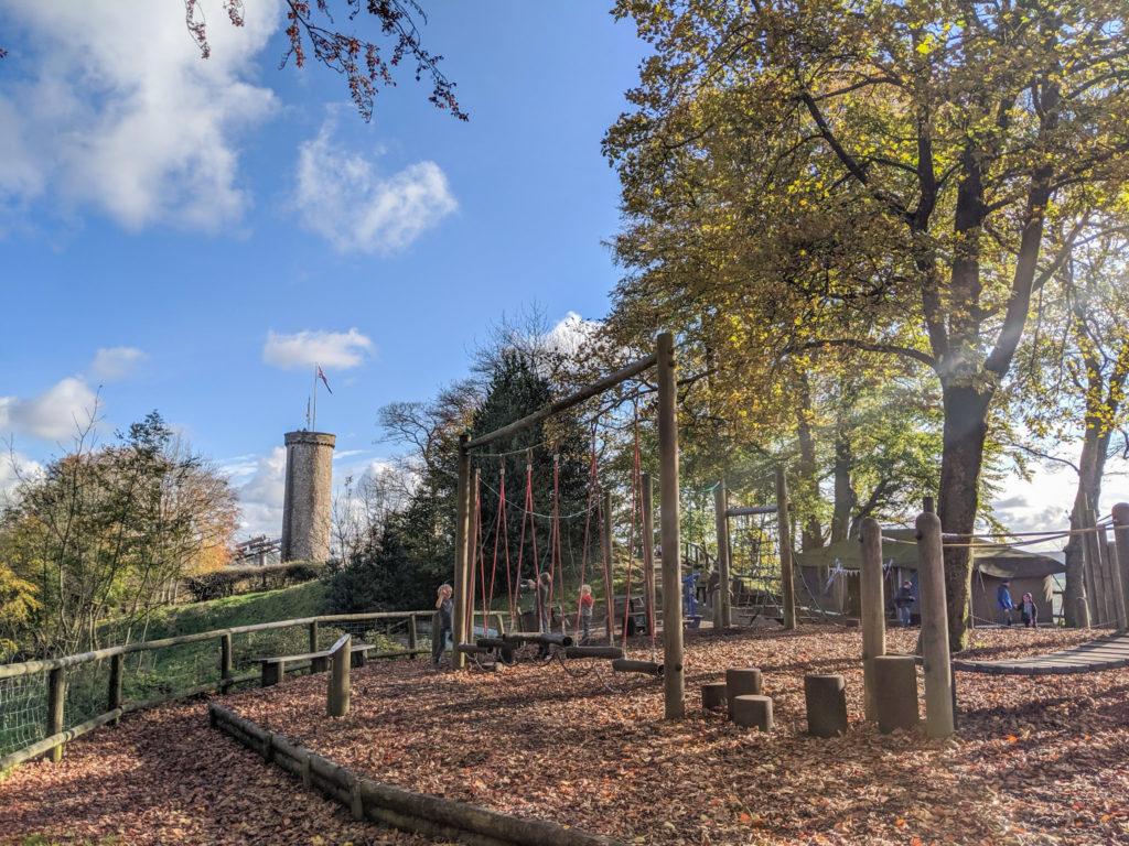 Heights of Abraham playground