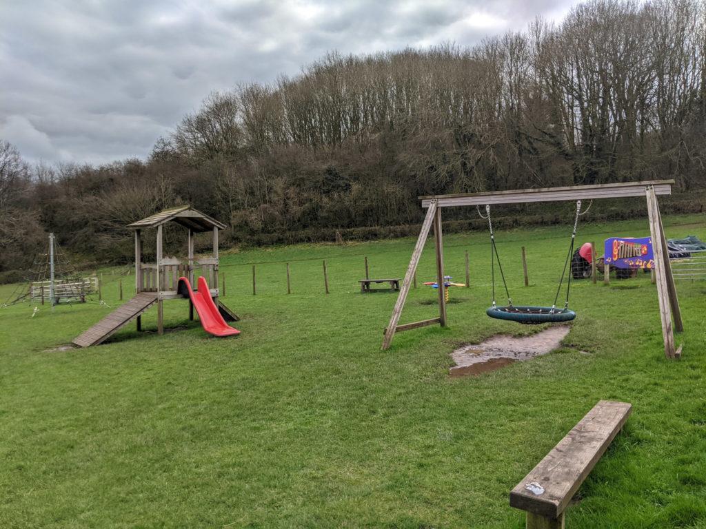 Matlock Meadows outdoor play