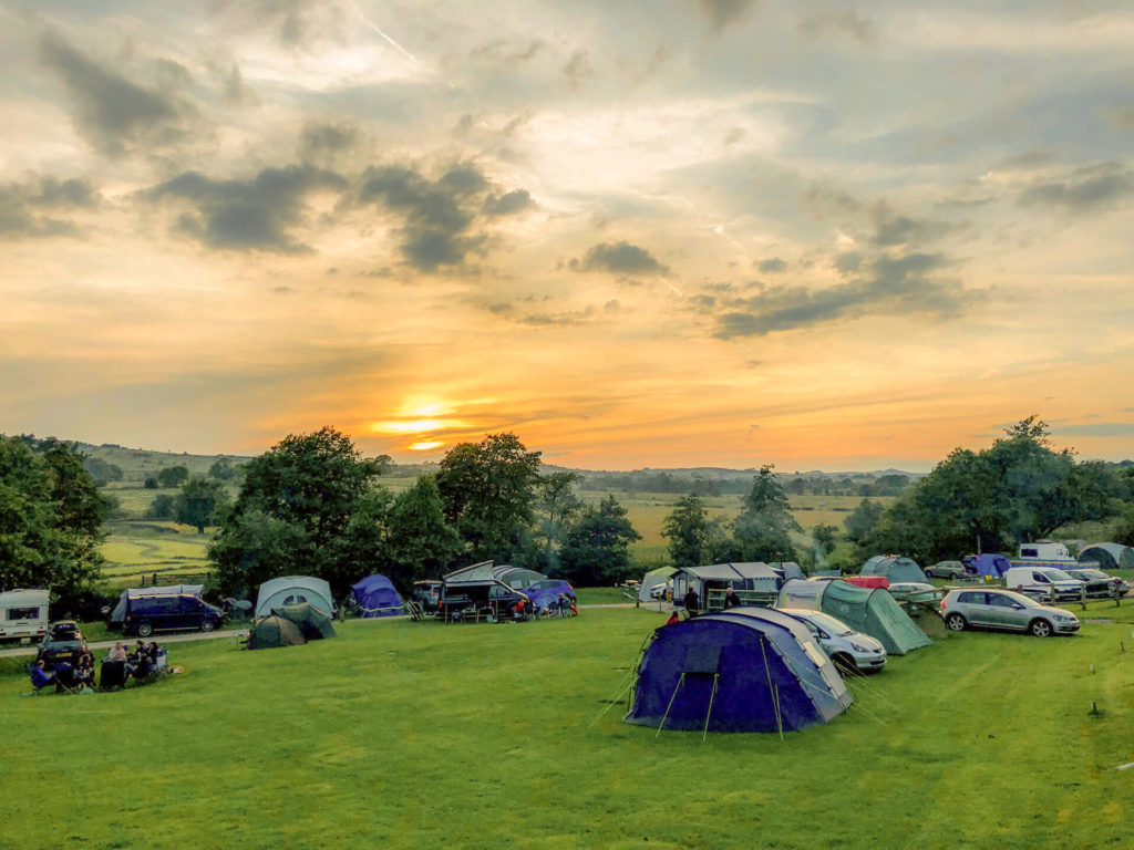 Bank House Farm campsite