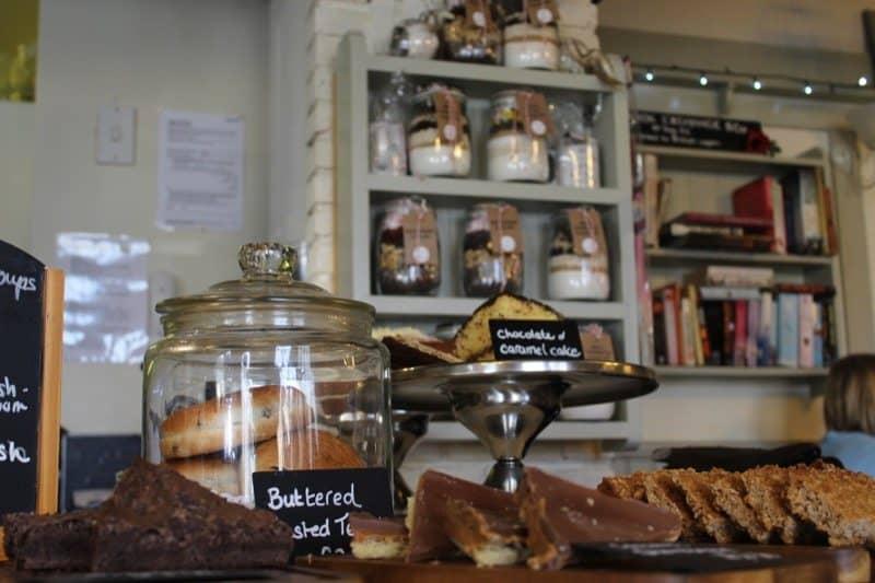 Eyam tea rooms